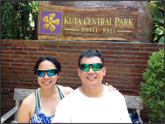 Mendoza, Perfecto Justino A. / Mendoza, Maria Lourdes M