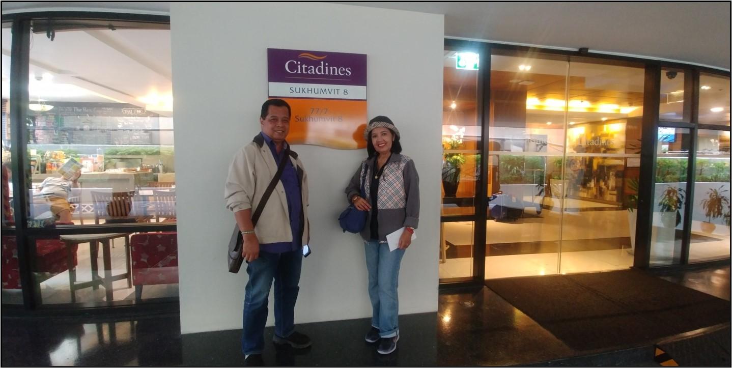Ardiente, Joyce V. / Ardiente, Roberto S.